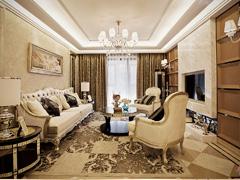 别墅设计泛海国际古典风格
