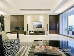 【高清】130平柔和典雅现代3居室