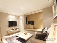 【高清】78平现代时尚大气loft