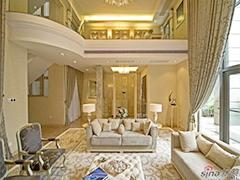 奢华大气别墅设计效果图