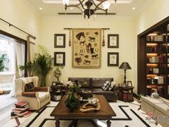 美式别墅居装修设计案例鉴赏