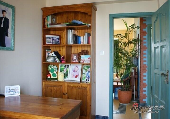 简单舒适的书房