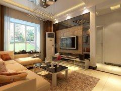 津南新城 90�O 三室两厅一厨一卫 现代风格