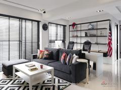 【高清】10万营造83平现代舒适之家