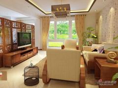 【格林生活坊】200平别墅新中式风格