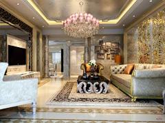 11.3万打造162新古典3居室