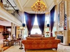 【高清】280平古典风格别墅设计