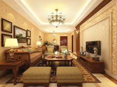 松江城洋房100.00�O-2室2厅简欧风格