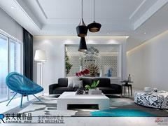 《简单爱》-圆梦家苑B户型131平米