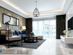 【高清】18万打造134平米现代简约中式陈宅