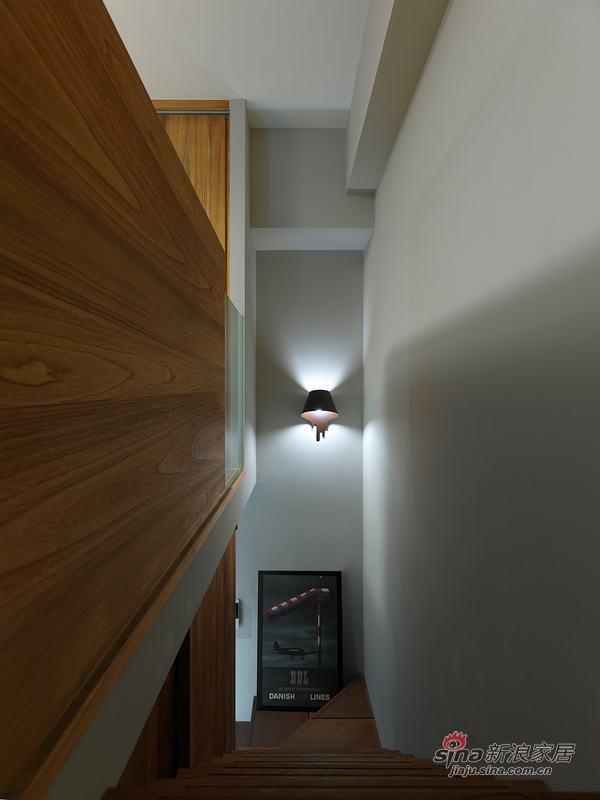 很有神秘感的楼梯