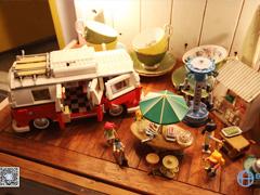 韩国创意咖啡厅
