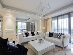 三口家7万精装150平新古典风格三居室