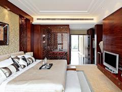 13万-141平-吴起小区-新中式-三居室