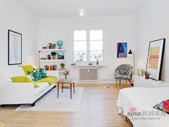34平迷人温馨精致单身公寓