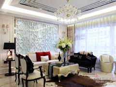 【高清】118平现代低调奢华3居室