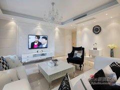 6.4万改造120平典雅新古典3居室