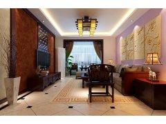 江尚183平四居室装修设计-舒适休闲四居室