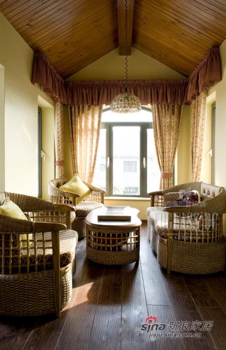海逸长洲公寓欧式风格