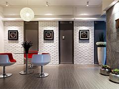 230平办公建筑室内设计
