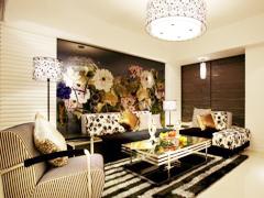 【多图】6.5万装150平高端温馨现代家