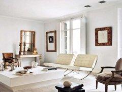 8万元打造132�O北欧唯美极简主义3居室