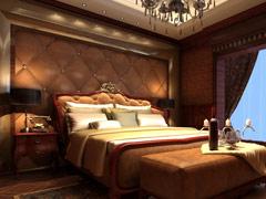 中海尚湖世家欧式古典别墅设计