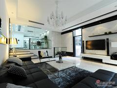 【高清】200平跃层打造简单舒适的现代简约生活