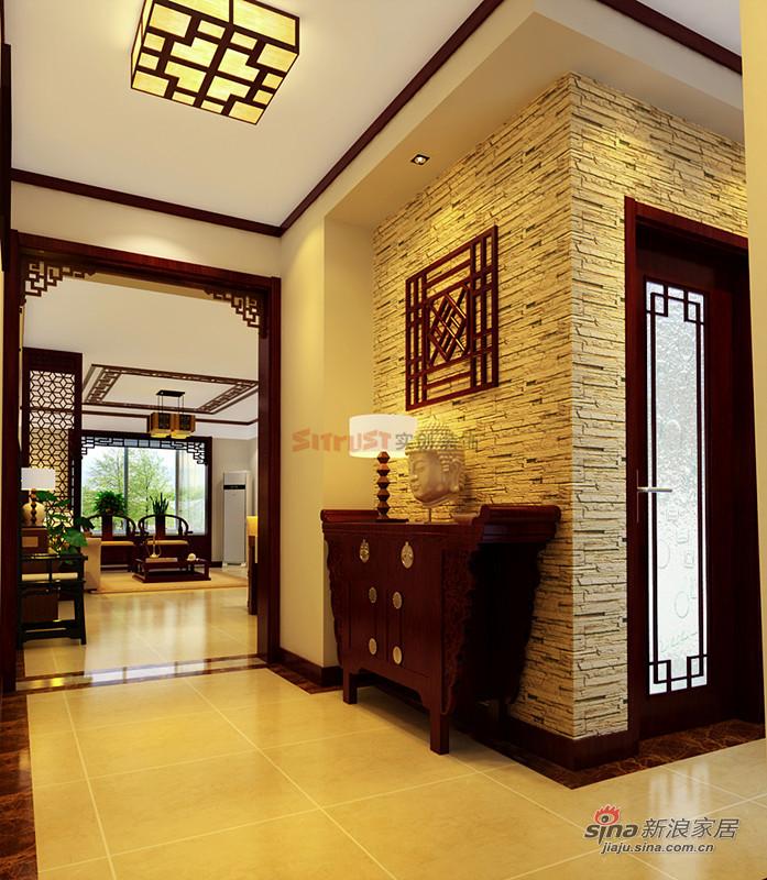 博林金谷4期131平|中式风装修设计