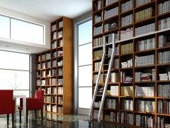 博洛尼经典书房设计