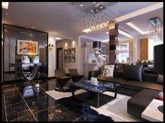 10万打造远洋城120平米古典中式三居