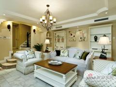 【高清】280平欧式别墅美式风情