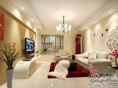 上林溪78平米两居室