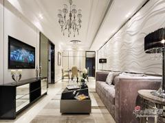 【高清】110平现代时尚舒适3居室