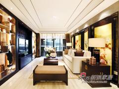 【多图】167平新中式风格3居室