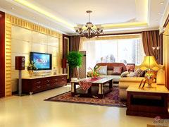 160平新古典主义三居室