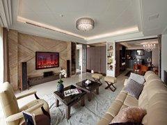 3.6.8万改造88平老屋变身新古典豪宅