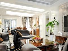 【高清】160平现代雅致时尚3居室