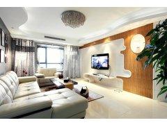 【高清】120平米黑色系现代3居室