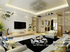 《意-韵》 180平米现代设计    家居设计