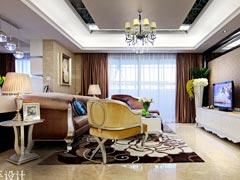 【高清】160平新古典风尚广西来宾海德堡样板房