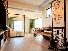 【多图】温木清润新中式别墅