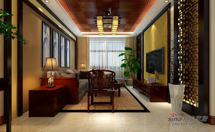 山水印象223平别墅|新中式风装修设计