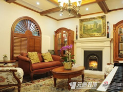 【高清】美式风格别墅设计