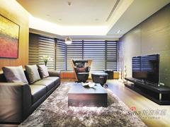 【高清】150平现代时尚风3居室