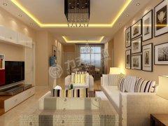 雲锦世家135㎡ 现代简约 3室2厅2卫1厨