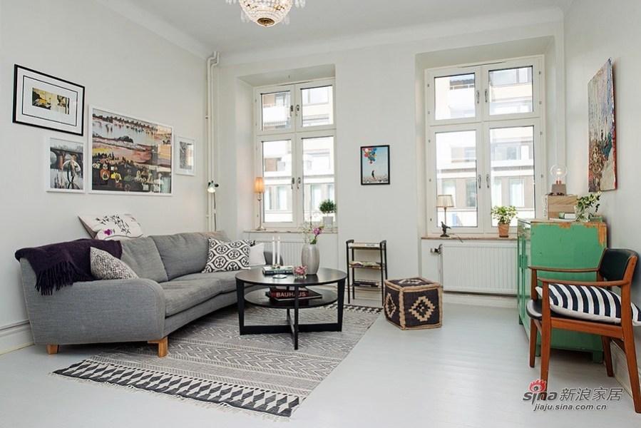 温馨小客厅