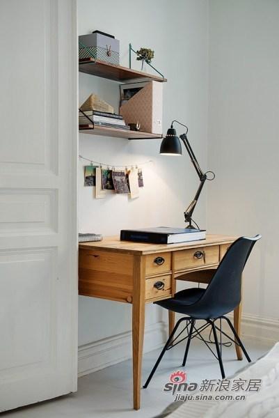卧室里的书桌