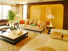 自在香山混搭风格别墅设计
