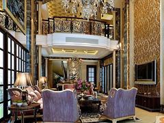 天海国际250平欧式别墅